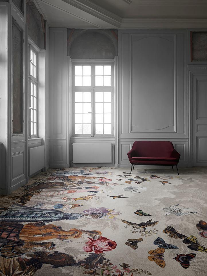 Bogactwo wzorów i osobistych wątków  – kolekcja EGE Atelier od Monsieur Christian Lacroix