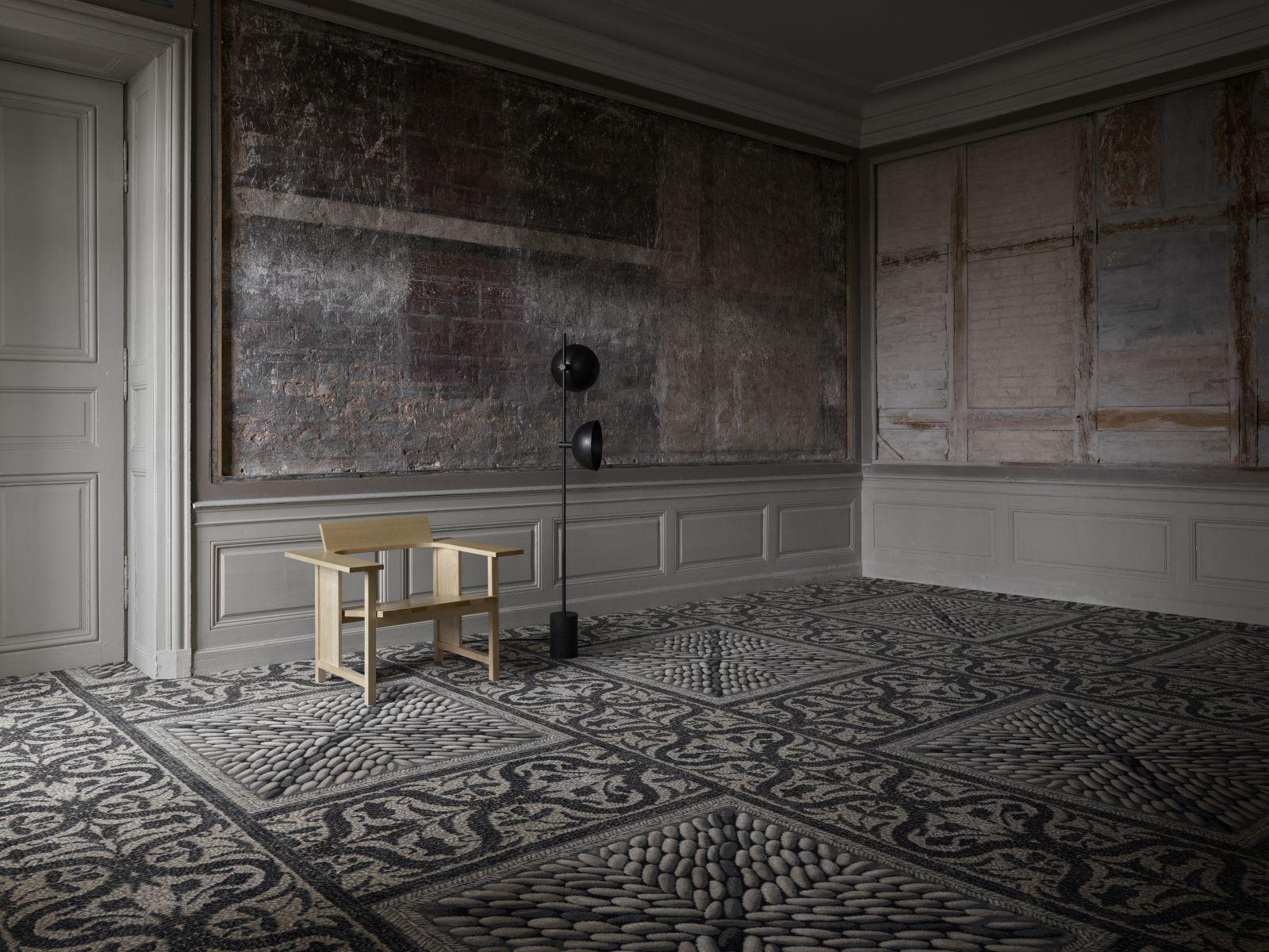 Atelier Calades Corridor. Kolekcja projektu Christiana Lacroixa dla EGE.