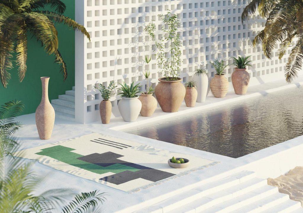 Beni Rugs pool 01