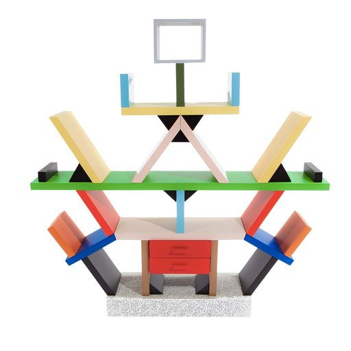 CARLTON ROOM DIVIDER BY ETTORE SOTTSASS rewolucyjne ikony designu