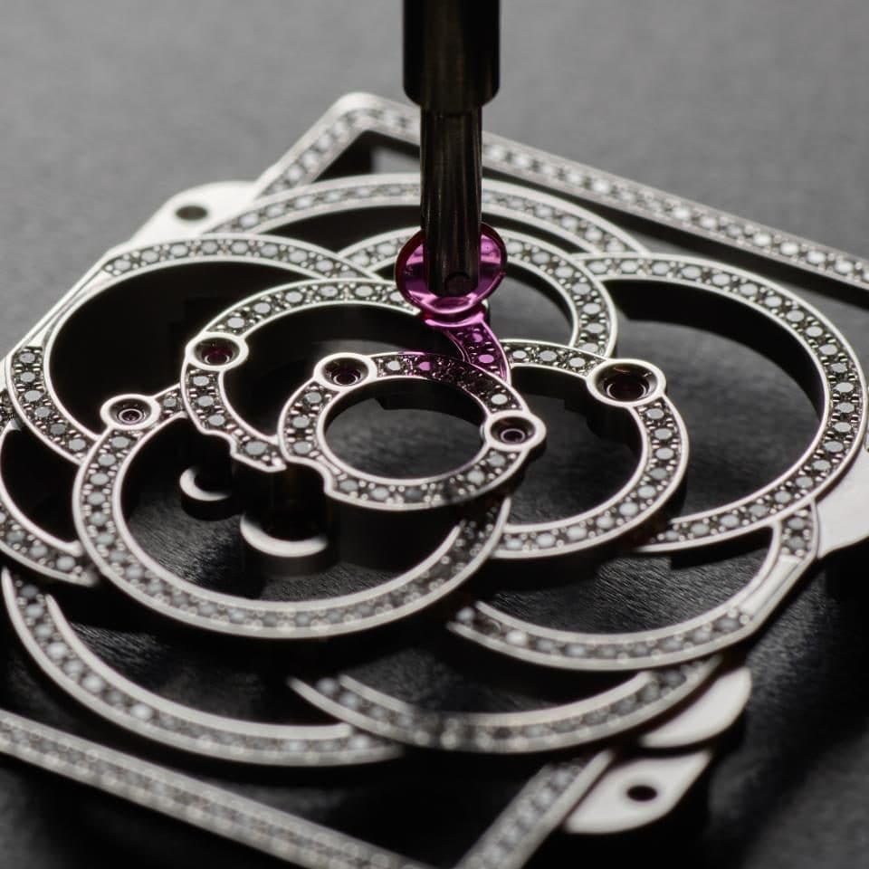 Zegarek Chanel Calibre 2