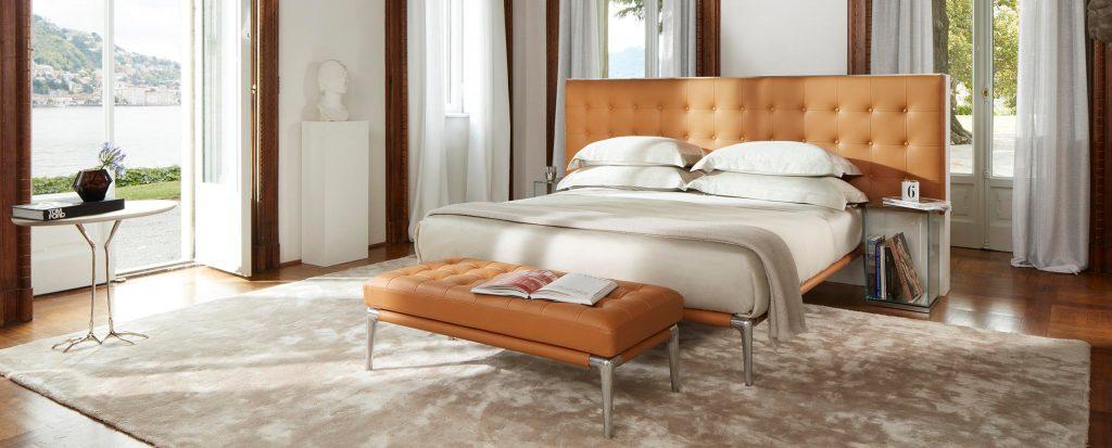 L26/L27 Volage Bed | design: Philippe Starck | Cassina