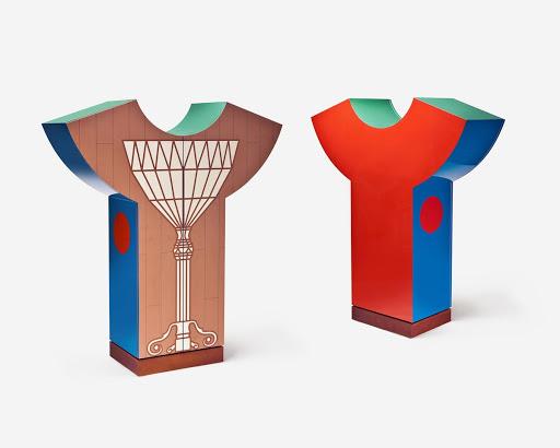 Projekt Cristalo dla DB Barcelona, autorstwa Alessandro Mendiniego