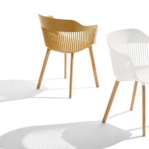 Krzesła DEDON AIIR
