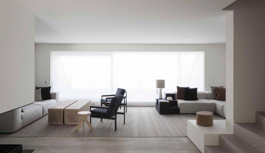 DRD Apartment - projekt Vincent Van Duysen