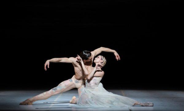 Dior w świecie baletu – zażyła wzajemność