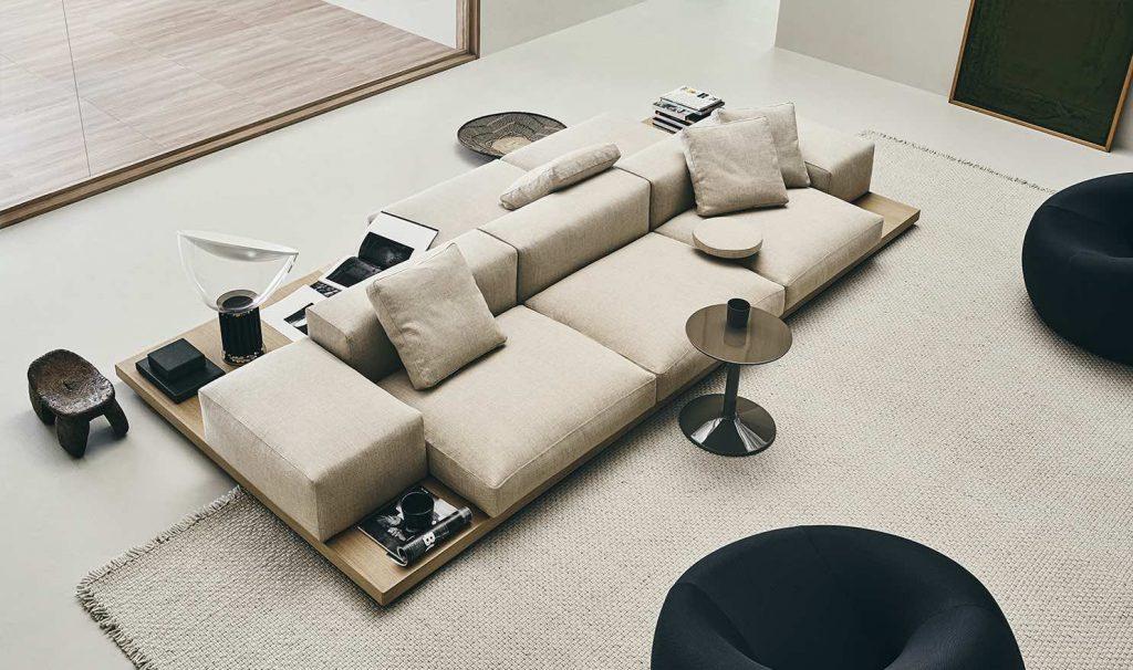 Dock | design: Piero Lissoni