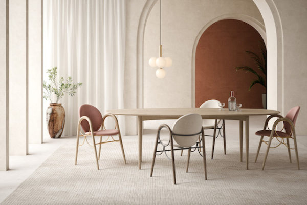 Duński projekt - Arcade Chair - projekt- Nanna Ditzel 03