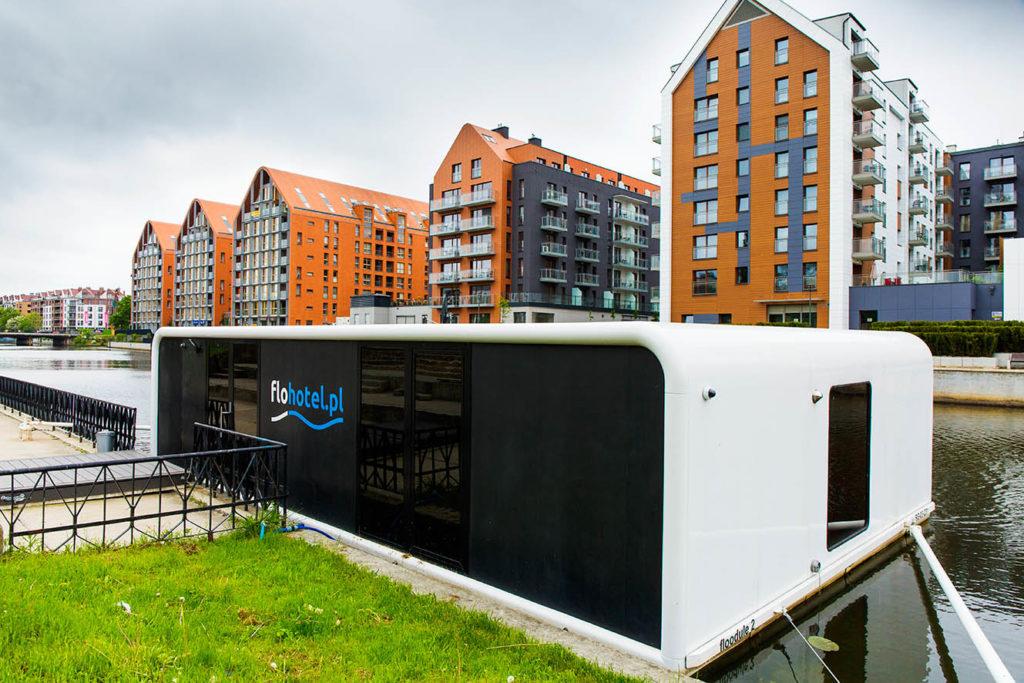 Gdańsk FloHotel 2 fot. archiwum ABB