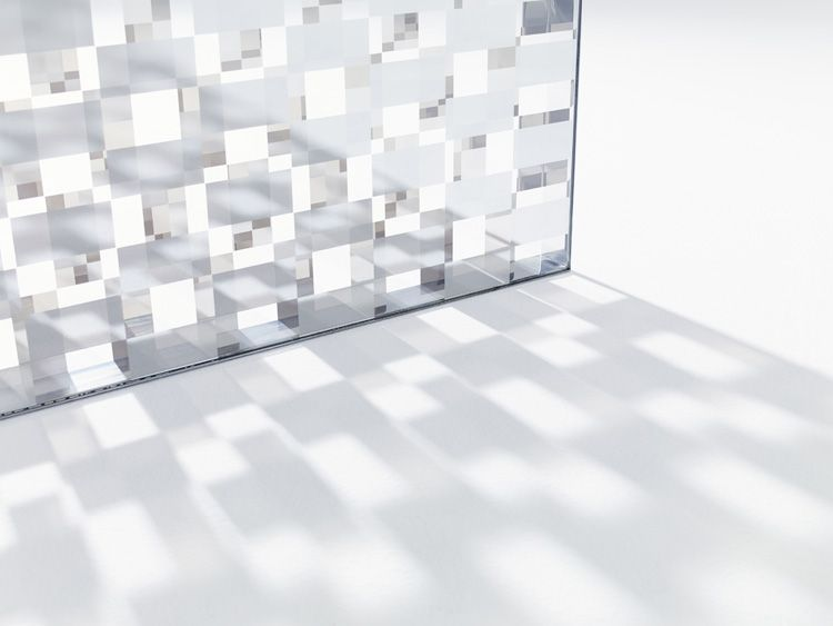 Fragment screen nendo glas italia