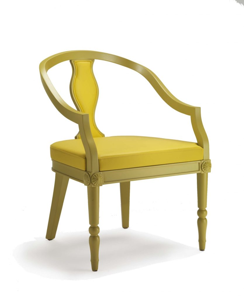 Fratelli Boffi - Electress - armchair - design Archer Humphryes Architects4 kolory roku