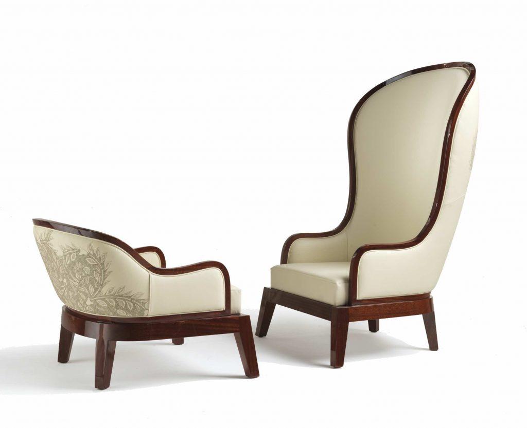 Fratelli Boffi - Madama - armchair - design Archer Humphryes Architects9