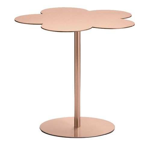 GHIDINI 1961 - FLOWERS COPPER LARGE SIDE TABLE BY STEFANO GIOVANNONI rewolucyjne ikony designu