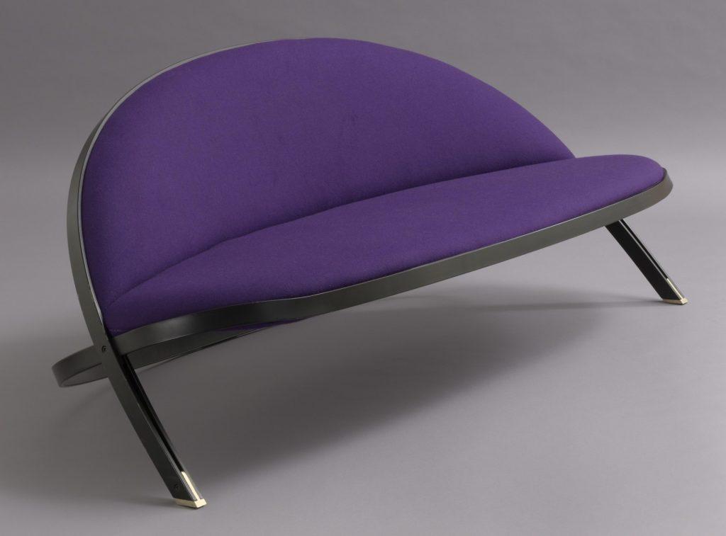 Gastone Rinaldi Saturno Sofa c. 1958 Kolekcja MoMA nowoczesna kanapa