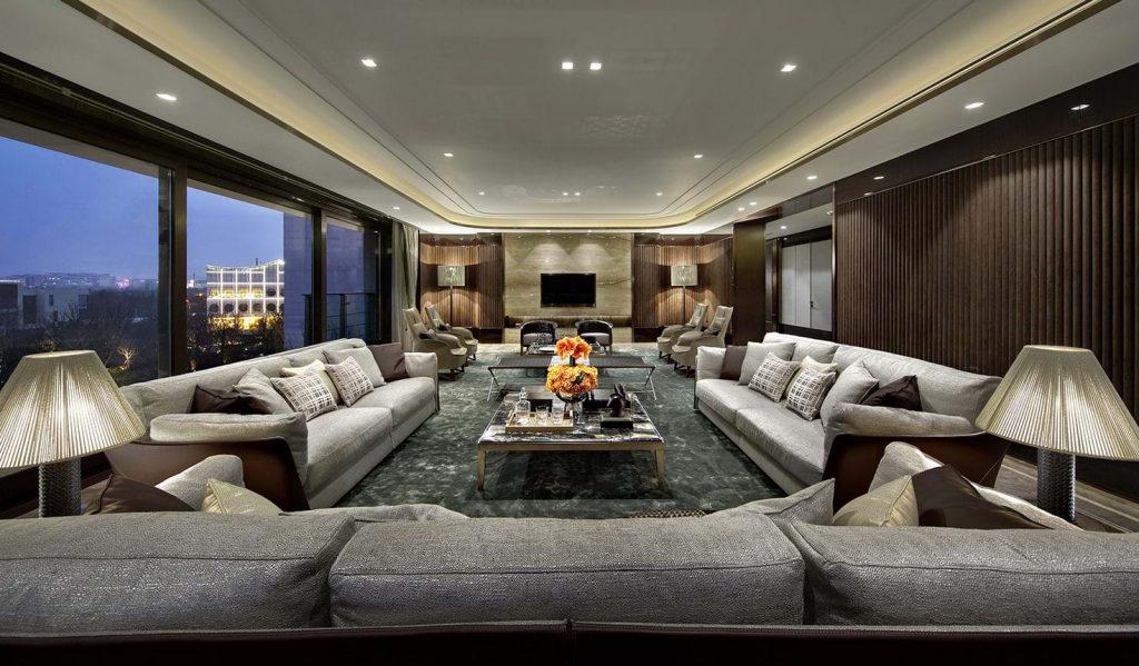 Giorgetti | Apartament w Szanghaju, Chiny