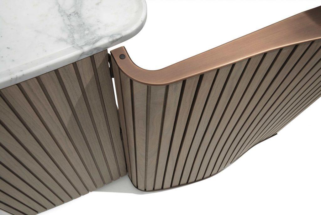 Giorgetti Kiri | design: Setsuo & Shinobu Ito, 2020