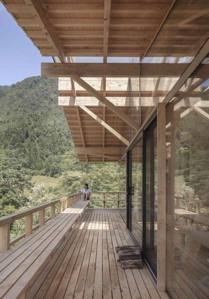 Guillermo Acuña Arquitectos Asociados nowoczesna interpretacja chile 06
