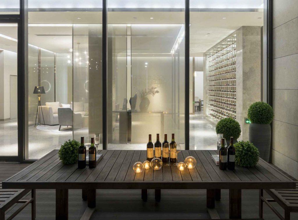 Huzhou_Terrace lounge-Executive Lounge studio marco piva