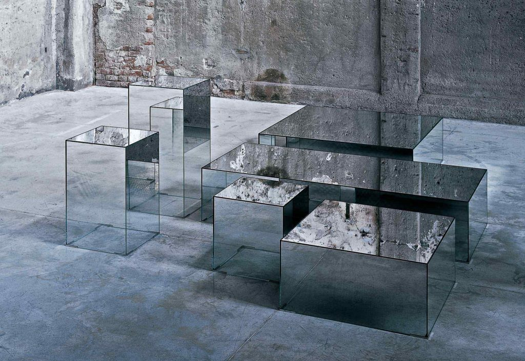Illusion Jean-Marie Massaud glas italia