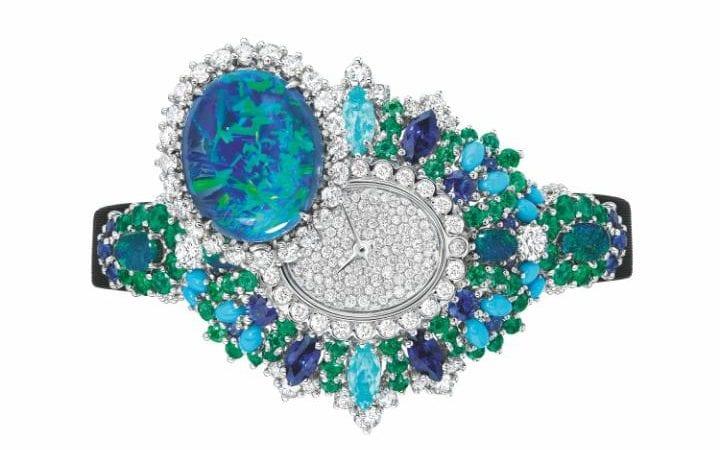 Sekretny zegarek Dior et d'Opales