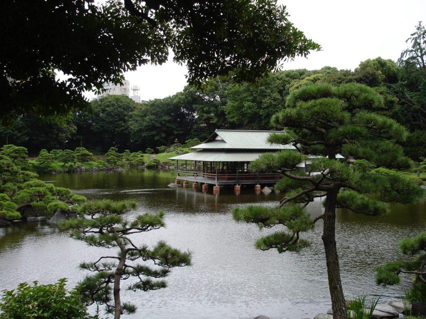 Ogród japoński Kiyosumi Teien