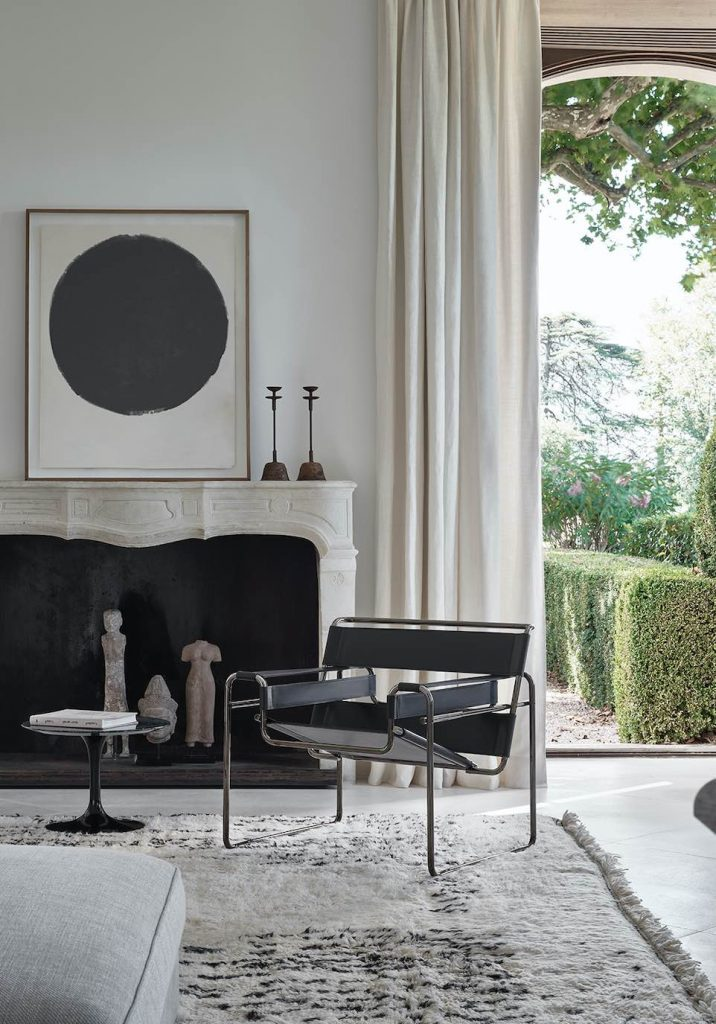 Knoll_Wassily Bauhaus Limited Edition_photocredit Federico Cedrone