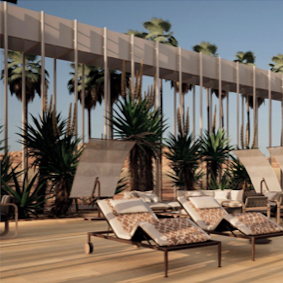 Kolekcja outdoor 2020, Giorgetti, projekt- Ludovica+Roberto Palomba