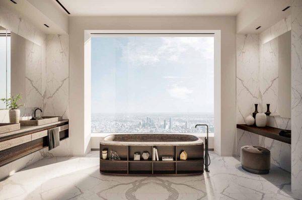 kolekcja łazienkowa Kreoo_HUG_tub design Matteo Nunziati