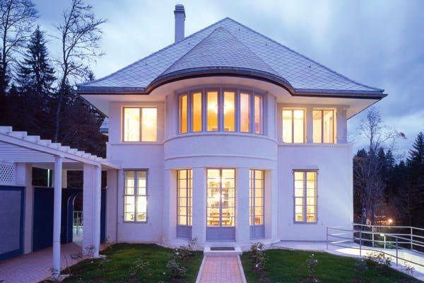 biały dom le corbusier 01