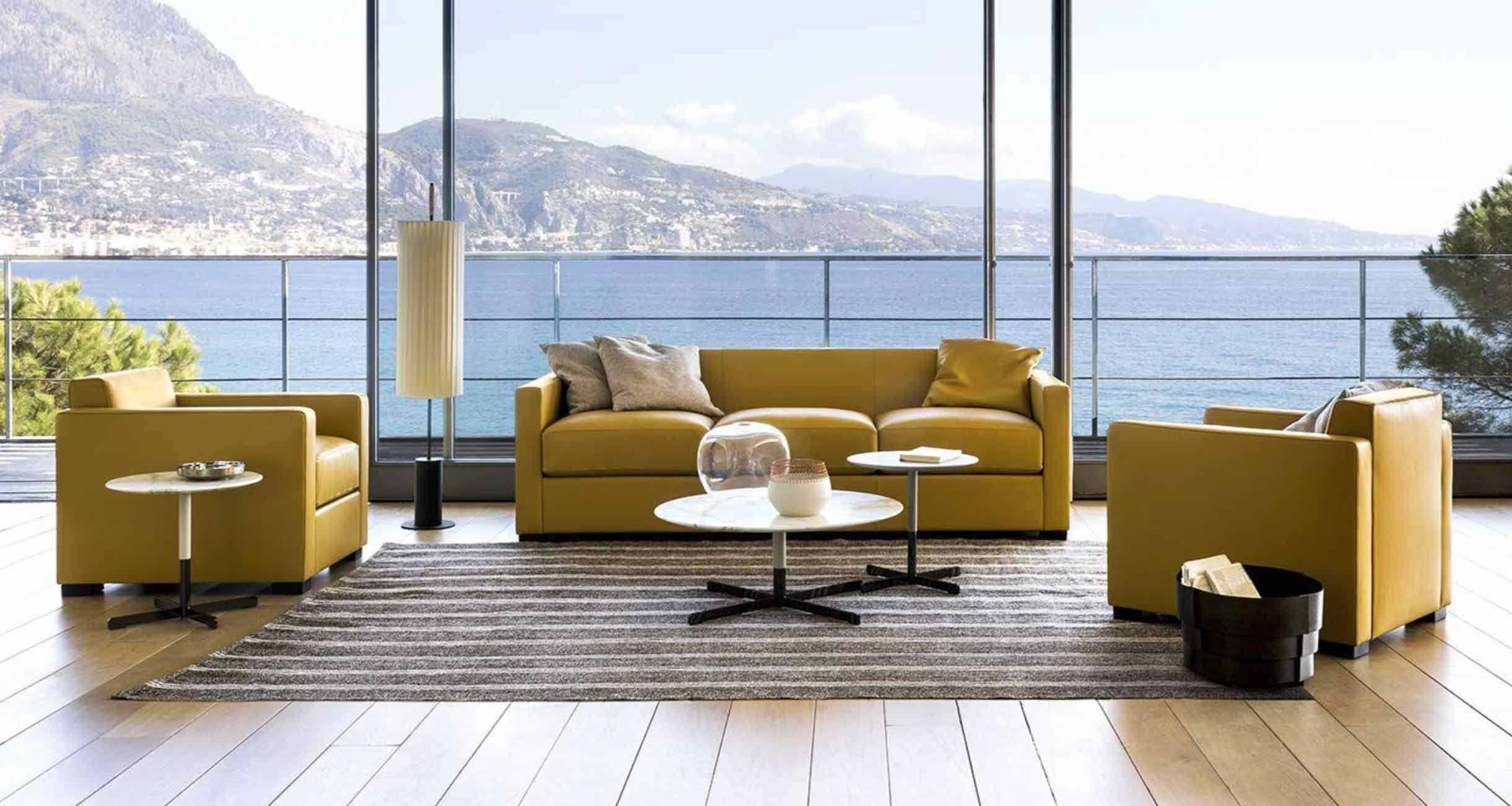 Linea A | design- Peter Marino | Poltrona Frau