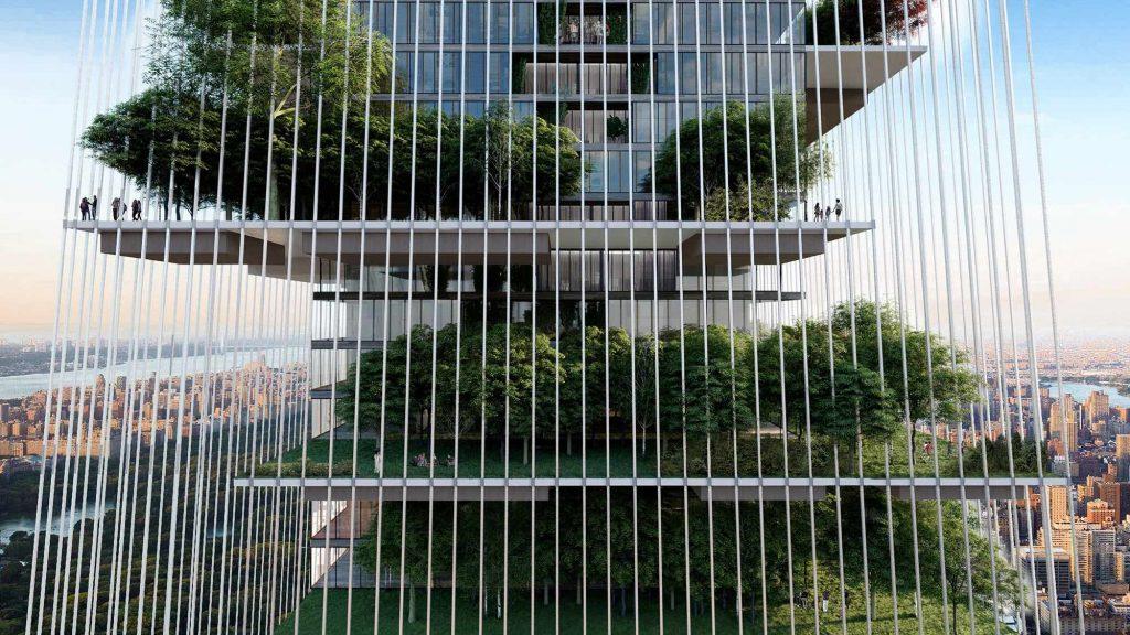 Lissoni Casal Ribeiro-skylines wieżowiec 02
