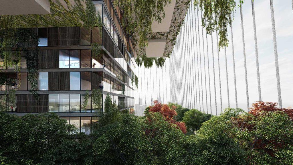 Lissoni Casal Ribeiro-skylines wieżowiec 03