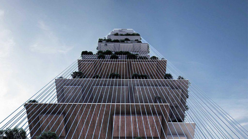 Lissoni Casal Ribeiro-skylines wieżowiec 05