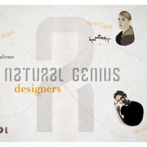 Listone Giordano_kolekcja Natural Genius_designers
