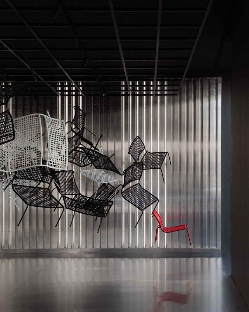Living Divani Gallery_Corso Monforte_ Milano Design City 2020