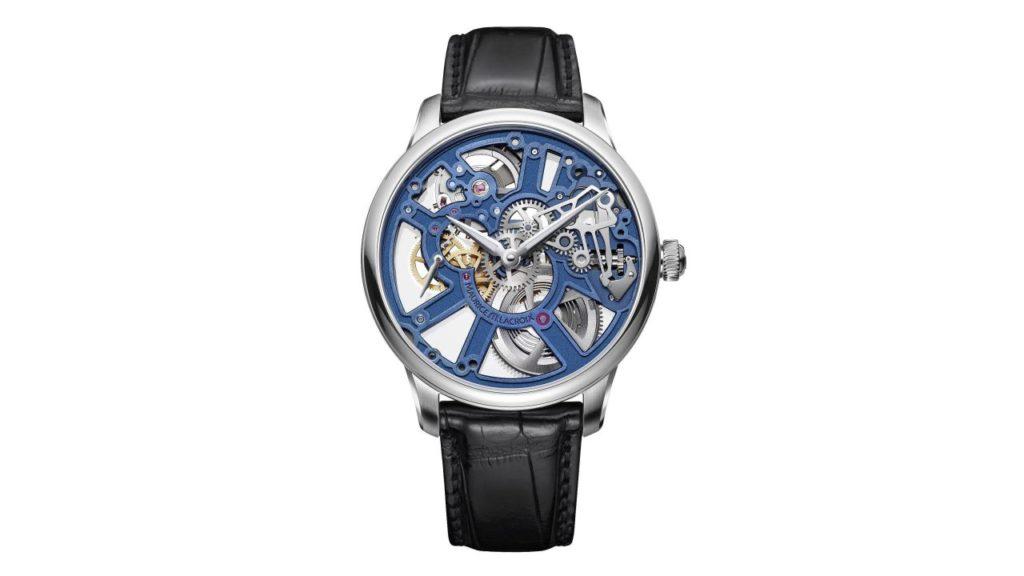 kiedy przestawiamy zegarki  MAURICE LACROIX MASTERPIECE MANUFACTURE SQUELETTE