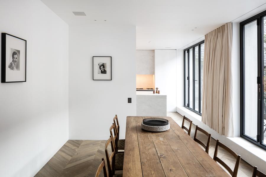 MK House - projekt Nicolas Schuybroek