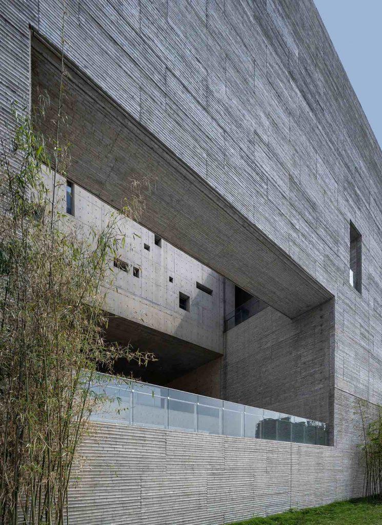 Monumentalizm Shou County Culture and Art Center 04