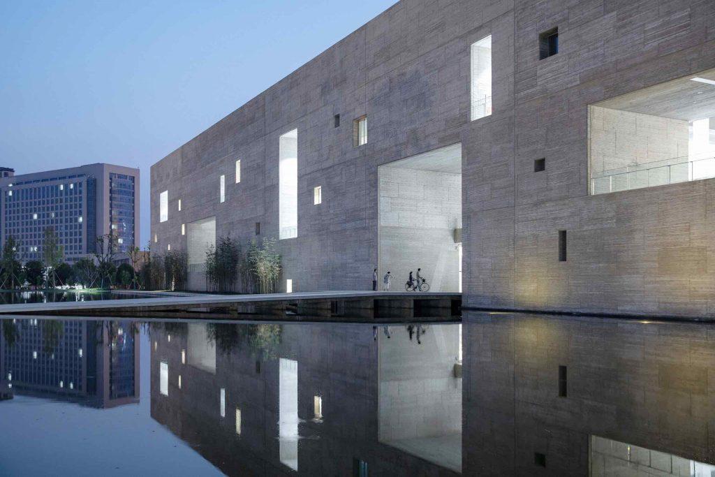 Monumentalizm_shou_county_culture_center_studio_zhupei 05