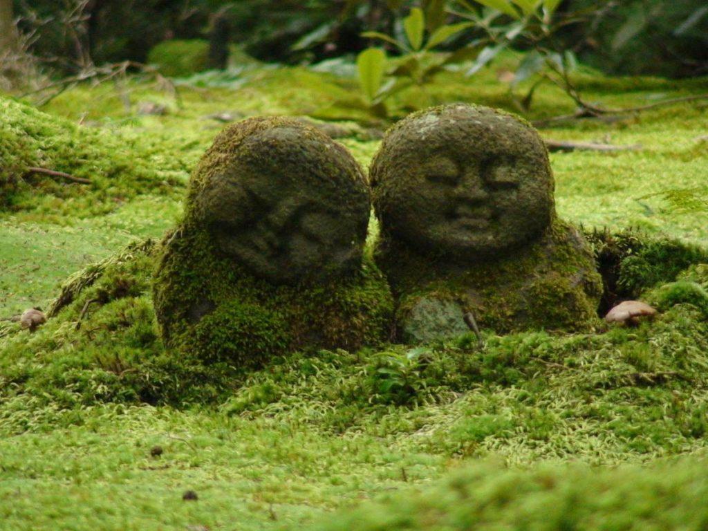 Ogród japoński Sanzenin