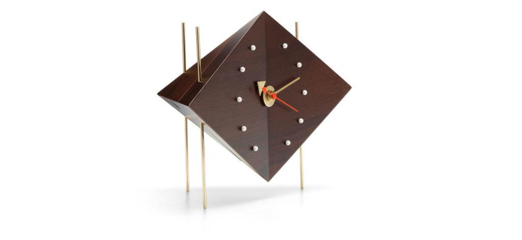 Diamond Clock, George Nelson 1953
