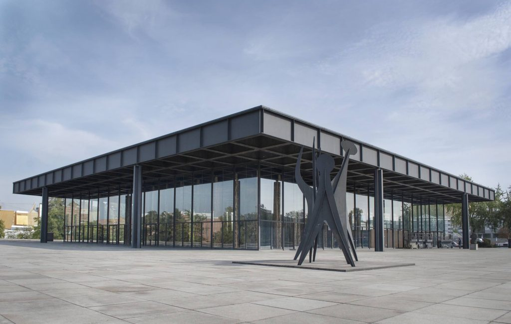 Neue Nationalgalerie, Berlin, 02