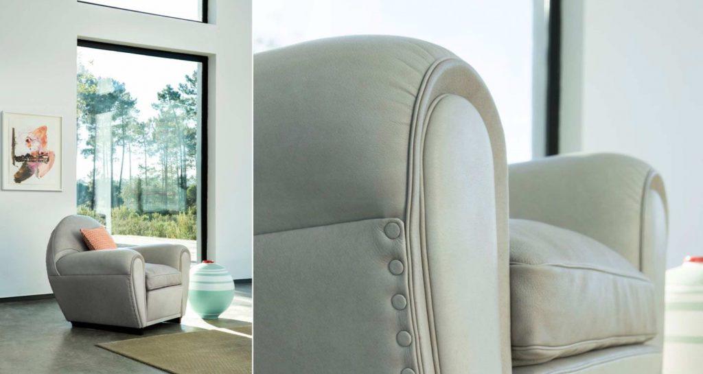 New Deal | design- Renzo Frau | Poltrona Frau