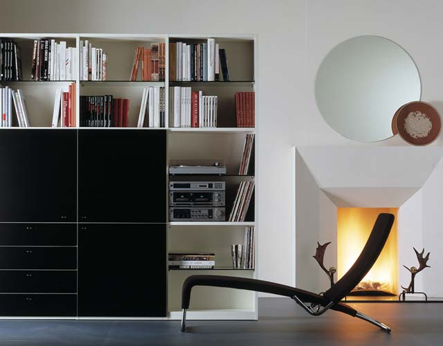 ODEON (design Carlo Bartoli), il sistema casa