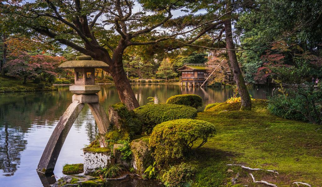 Ogród Kenrokuen