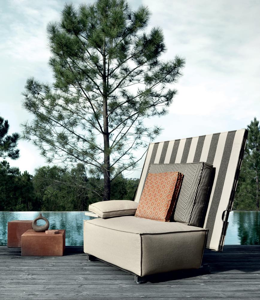 Oh it rains! | design: Philippe Starck B&B Italia