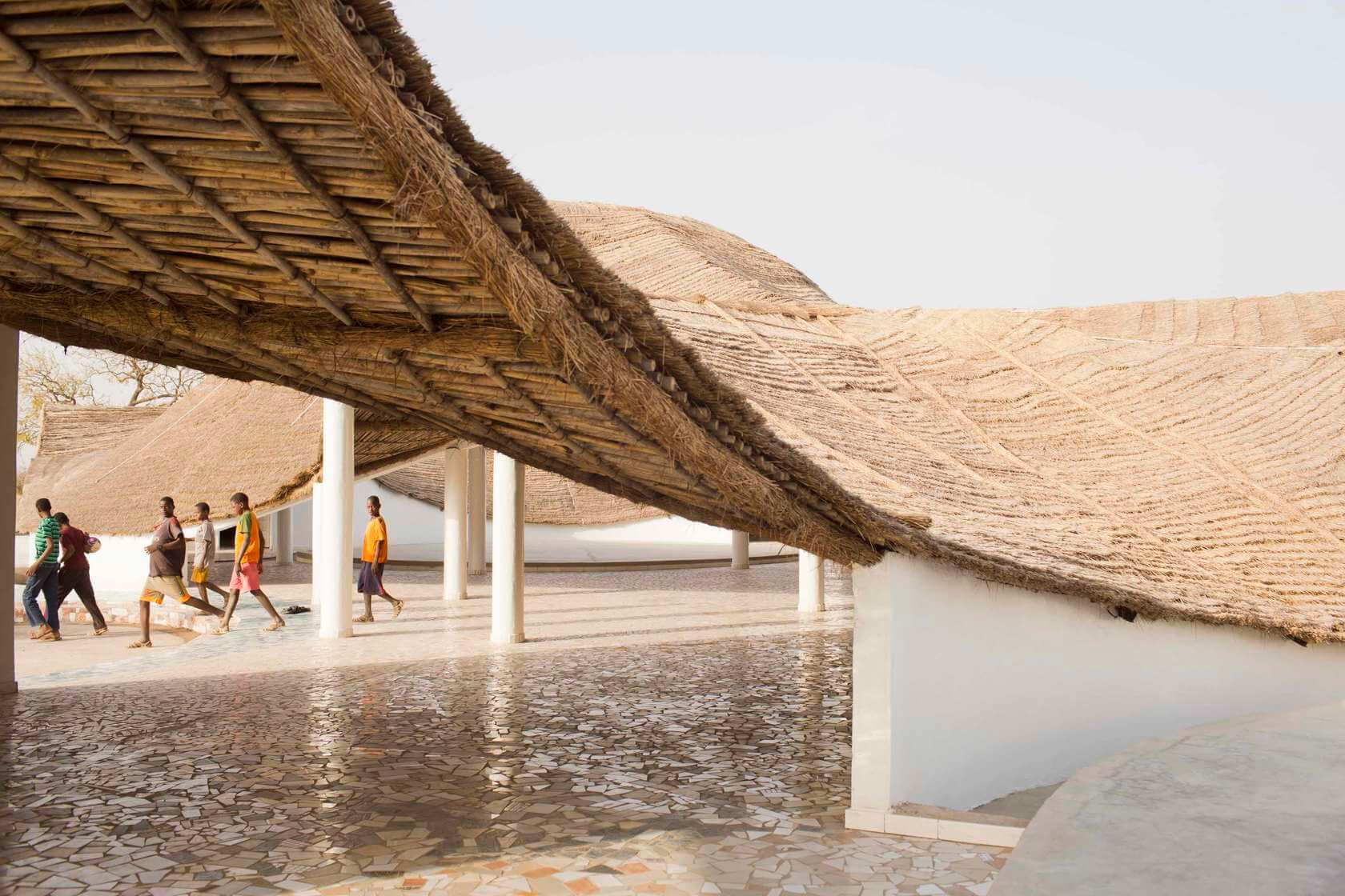 Thread- centrum kultury w Senegalu
