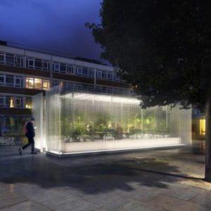 MINI LIVING - instalacja MINI podczas London Design Festival 2016