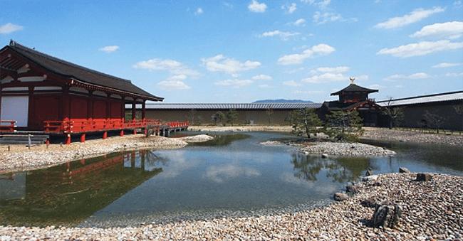 Pałac Hejio w Nara