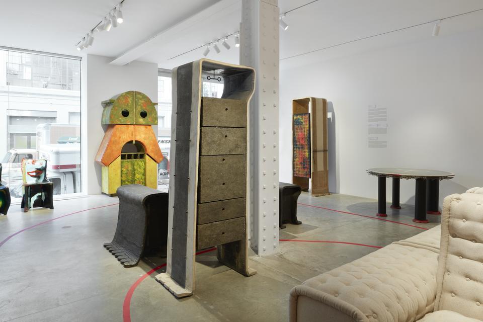 Nowy Jork wystawa Gaetano Pesce03